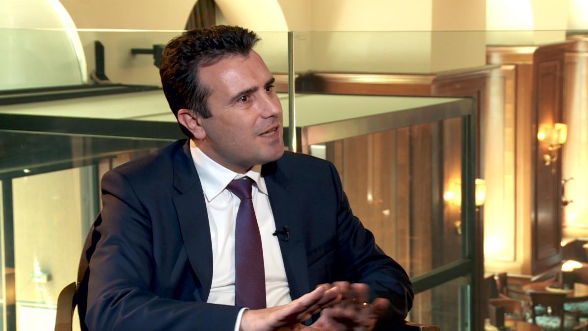 Заев: Дивоградбата на Нефи ќе се руши, по цена на коалицијата во Охрид (Видео)